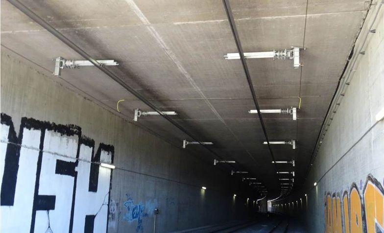 Furrer Frey Overhead Contact Lines Space Saving Overhead