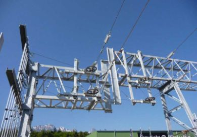 GE Overhead Contact Lines