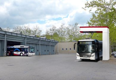 Erste All-in-One Busladestation in CH!