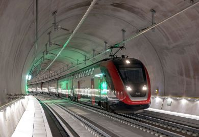 Successful commissioning of the Eppenberg tunnel
