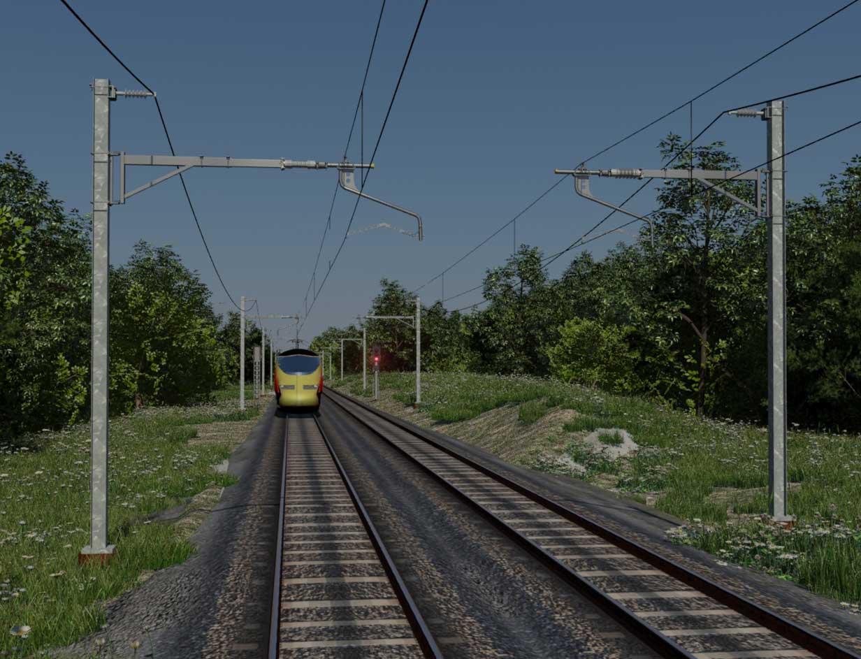 Furrer Frey Overhead Contact Lines Series 1
